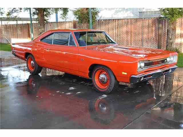 Picture of 1969 Dodge Super Bee Offered by Barrett-Jackson Auctions - MH7N