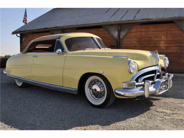 Picture of Classic 1951 Hudson Hornet - MH7O