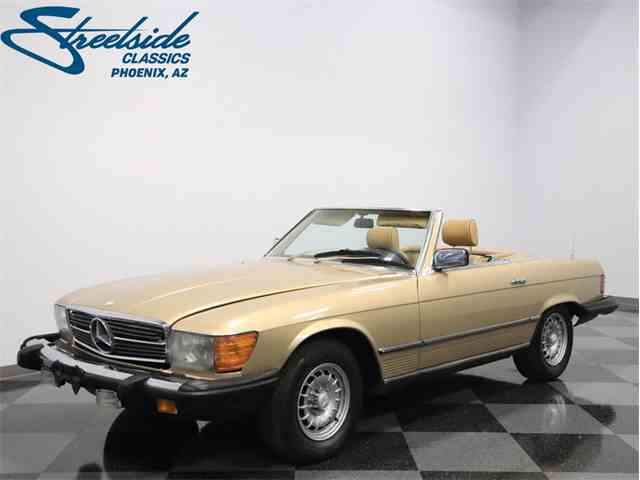 Picture of '83 380SL - MH7Q