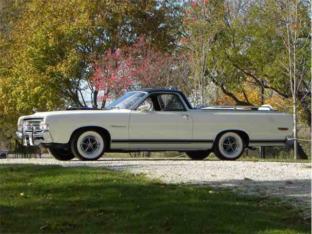 1969 Ford Ranchero Rio Grande 500 | 1040876