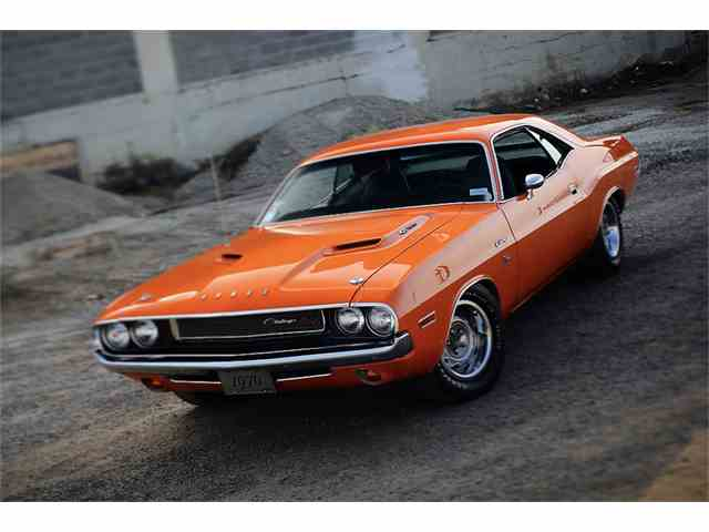 Picture of Classic '70 Challenger R/T Auction Vehicle Offered by Barrett-Jackson Auctions - MH8J