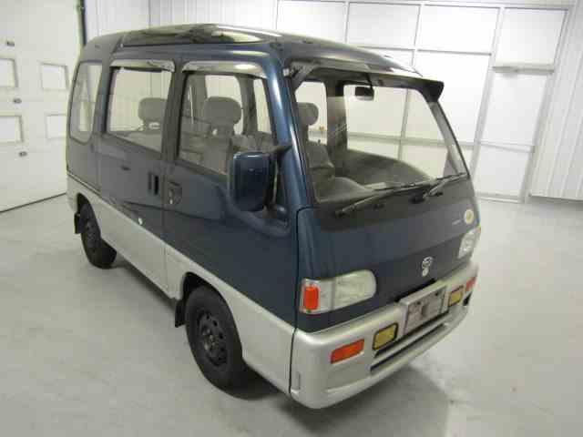 1991 Subaru Sambar | 1048772