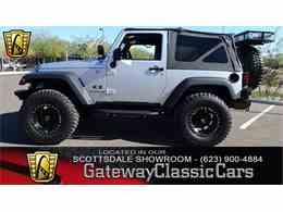 2007 Jeep Wrangler for Sale - CC-1048776