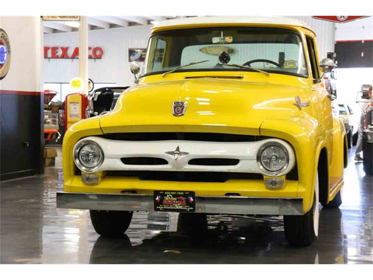 Large Picture of '56 F100 - MB5A
