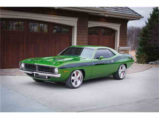 Picture of Classic '70 Cuda Offered by Barrett-Jackson Auctions - MH8S