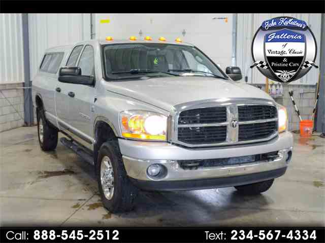 Picture of '06 Ram 2500 Offered by John Kufleitner's Galleria - MH8V