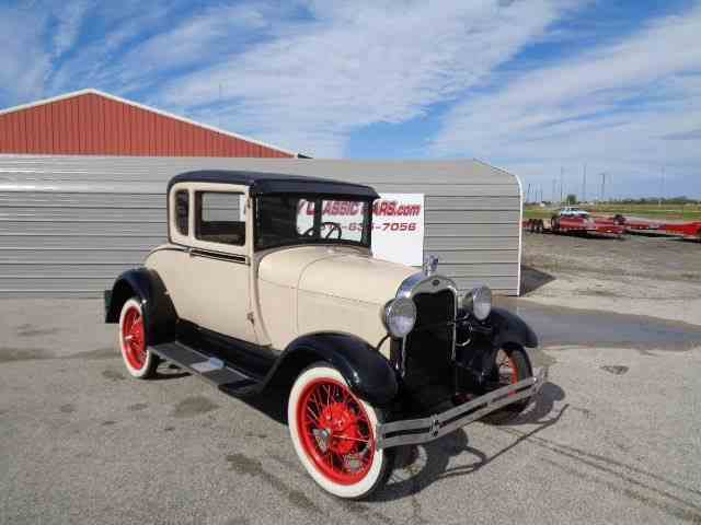 1929 Ford Model A | 1040879