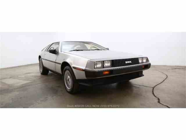 Picture of '81 DeLorean DMC-12 - MH93