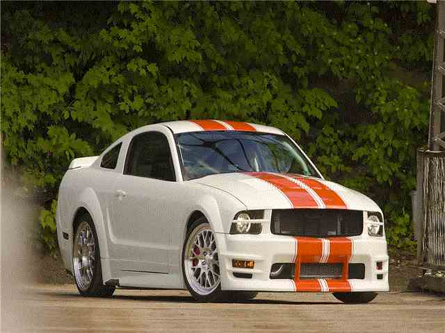 Picture of '06 Mustang - MAJC