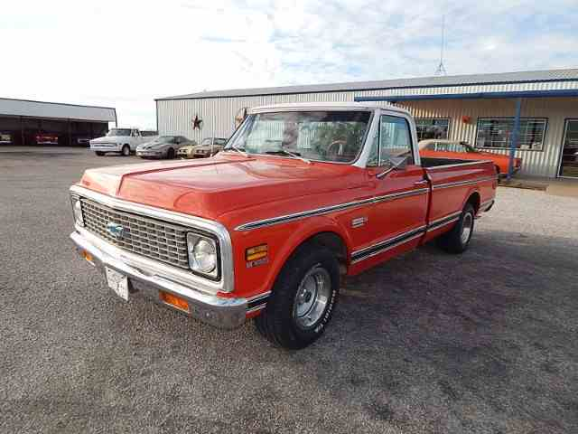 Picture of 1971 Pickup located in Wichita Falls Texas Offered by Lone Star Muscle Cars - MH9G