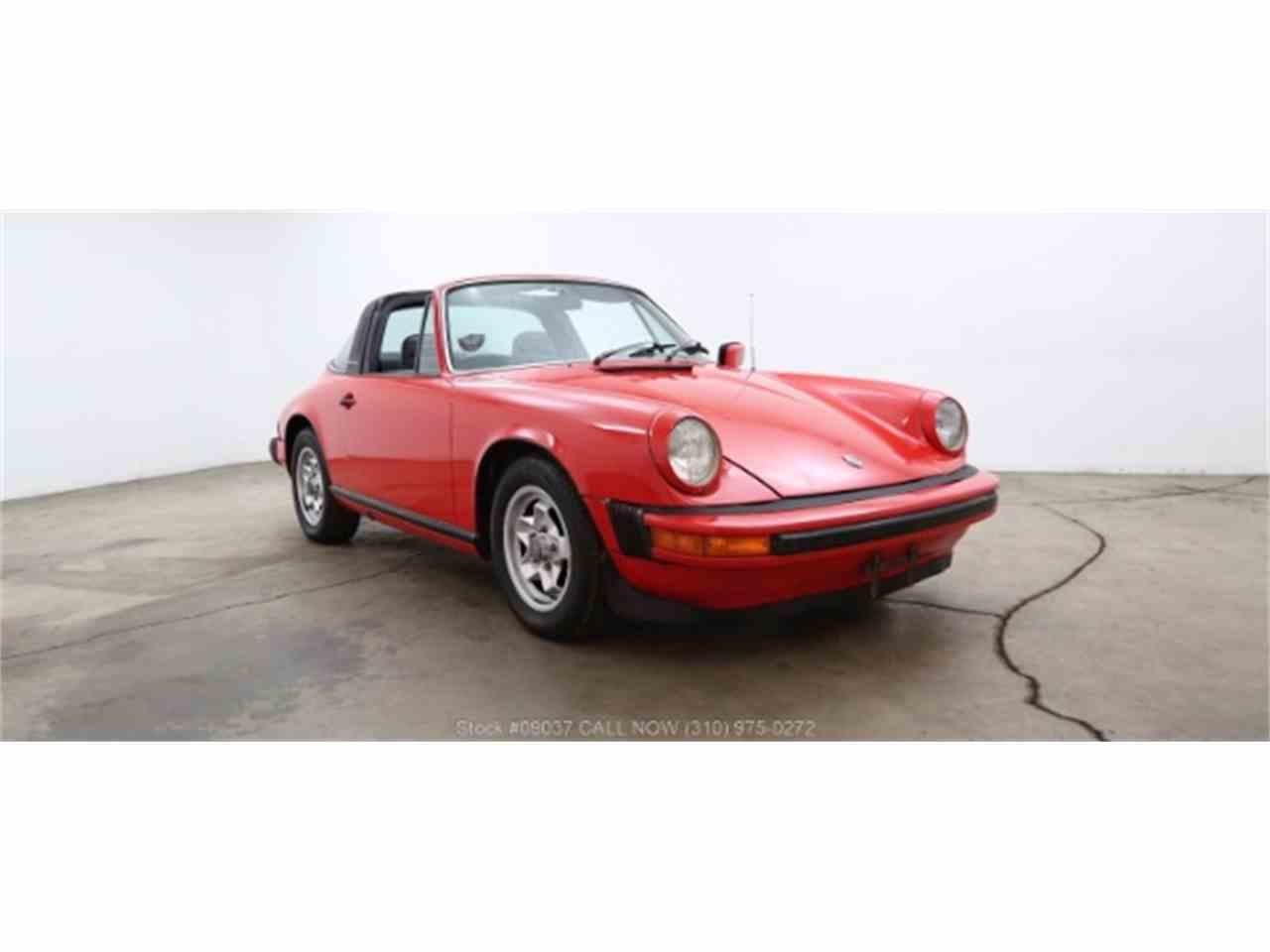 1977 Porsche 911S for Sale - CC-1048806