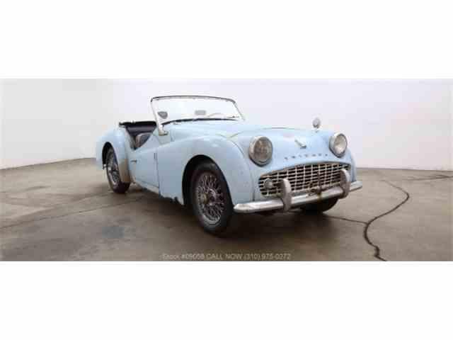 1961 Triumph TR3 | 1048810