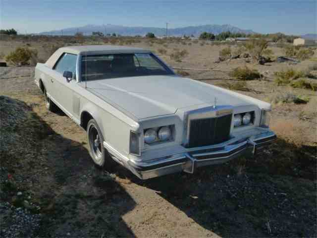 Picture of '78 Lincoln - MH9Q
