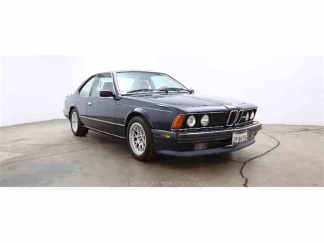 1988 BMW M6 | 1048815