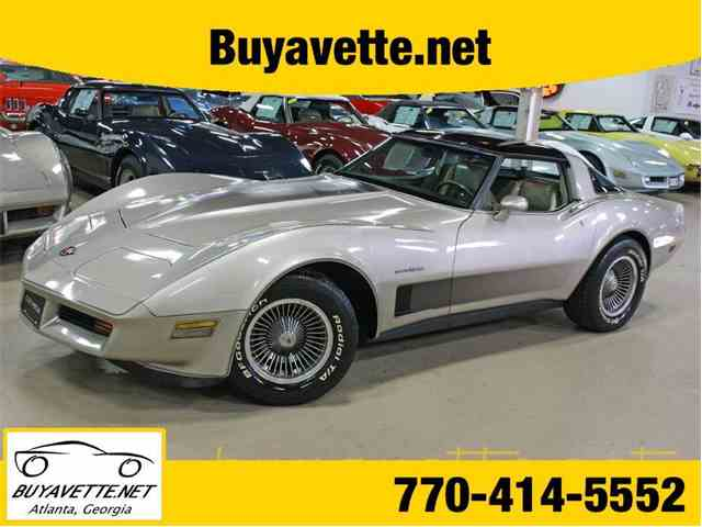 Picture of '82 Corvette - MH9X