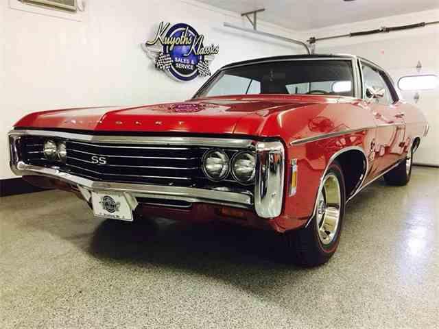 1969 Chevrolet Impala | 1048841