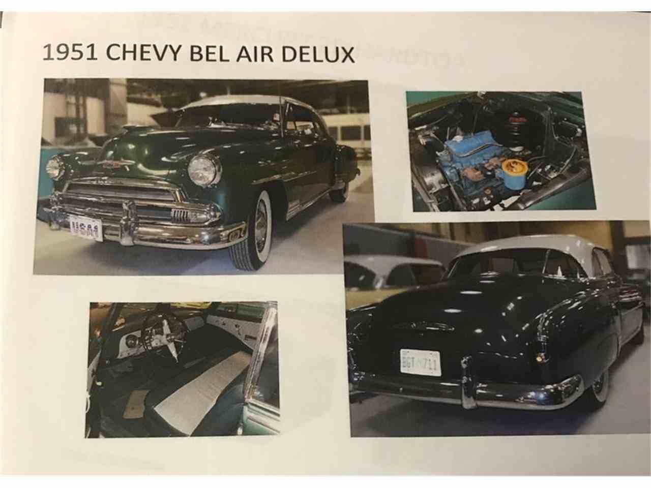 Large Picture of '51 Bel Air - MHAZ