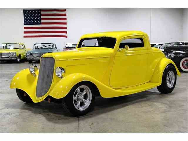 Picture of '33 3-Window Coupe - MHBE