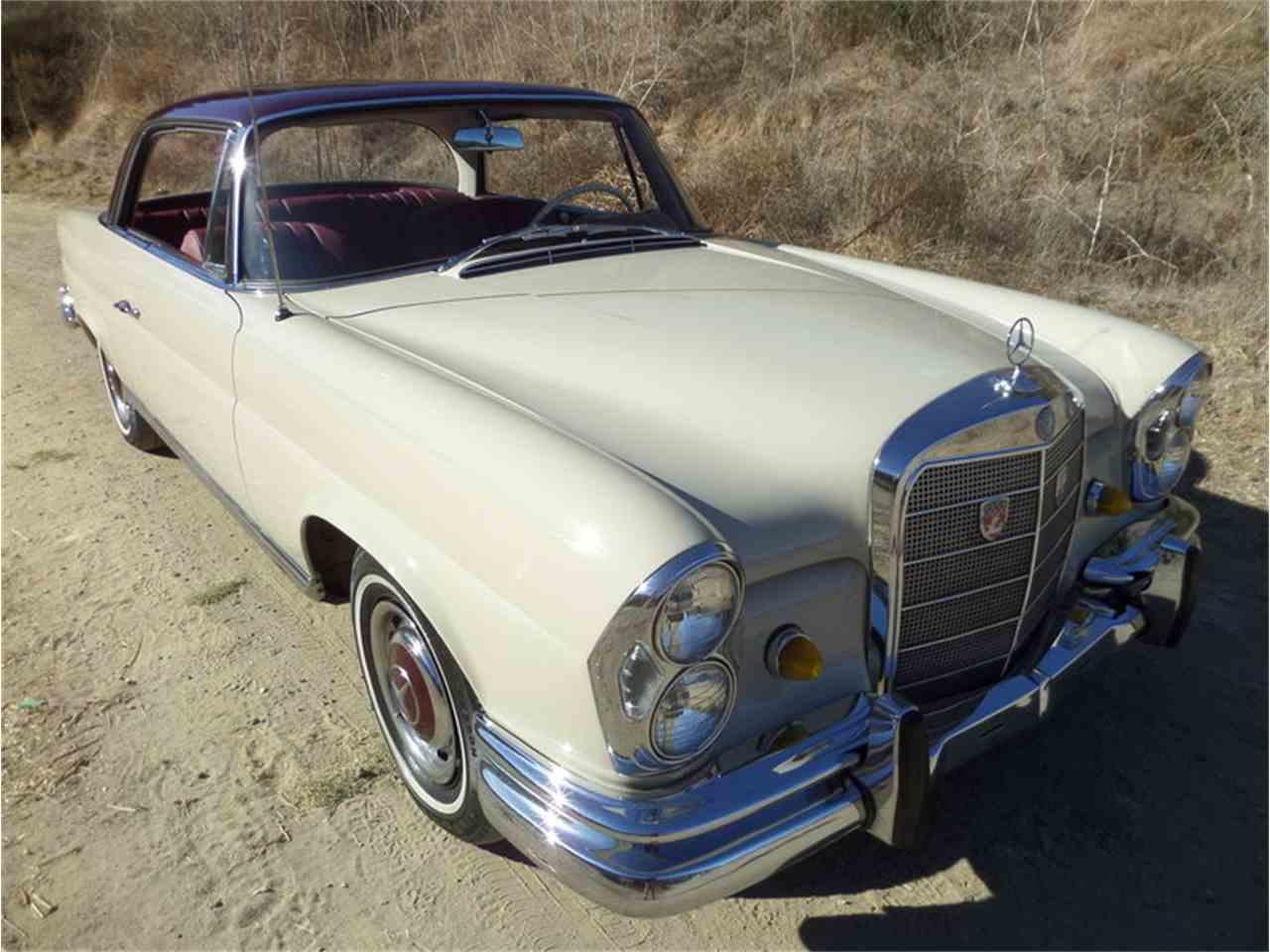 1966 mercedes benz 220se for sale cc for Mercedes benz laguna beach