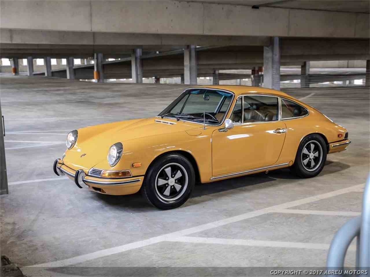 1968 porsche 912 for sale cc 1048889. Black Bedroom Furniture Sets. Home Design Ideas