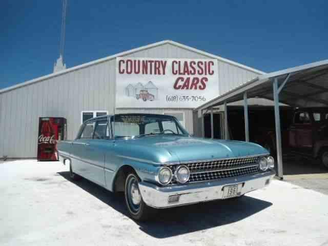 1961 Ford Fairlane | 1040889