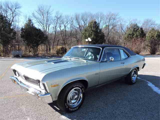 1972 Chevrolet Nova | 1048890
