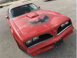 1978 Pontiac Firebird Trans Am for Sale - CC-1048892