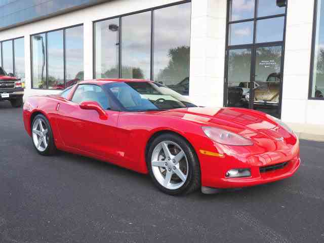 Picture of '06 Corvette - MB5M