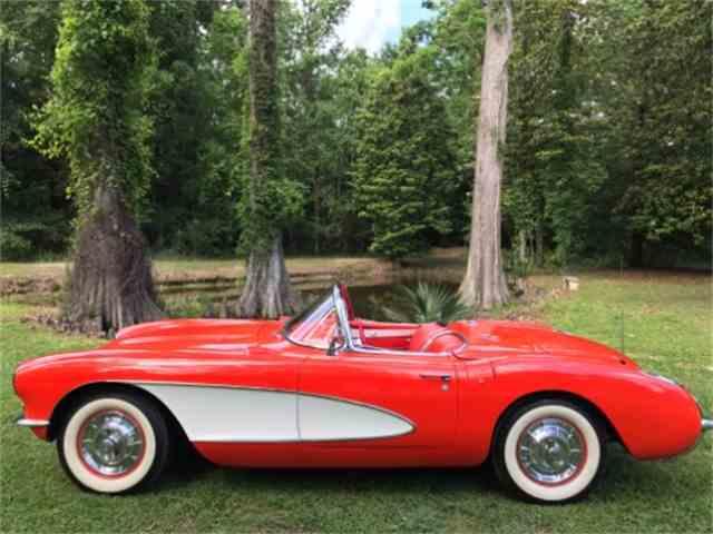 1957 Chevrolet Corvette | 1048902