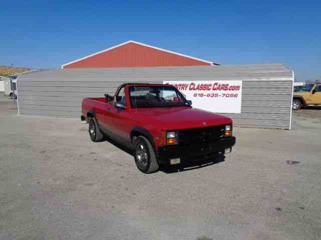 1989 Dodge Dakota | 1040891