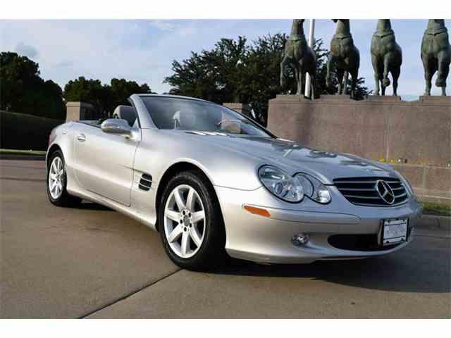 2003 Mercedes-Benz SL-Class | 1048913