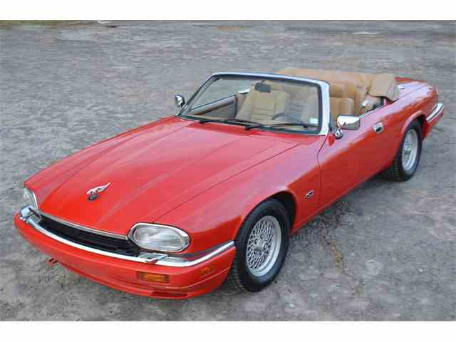 Picture of 1994 Jaguar XJS located in Tennessee Offered by Brentwood Auto Brokers - MHCM