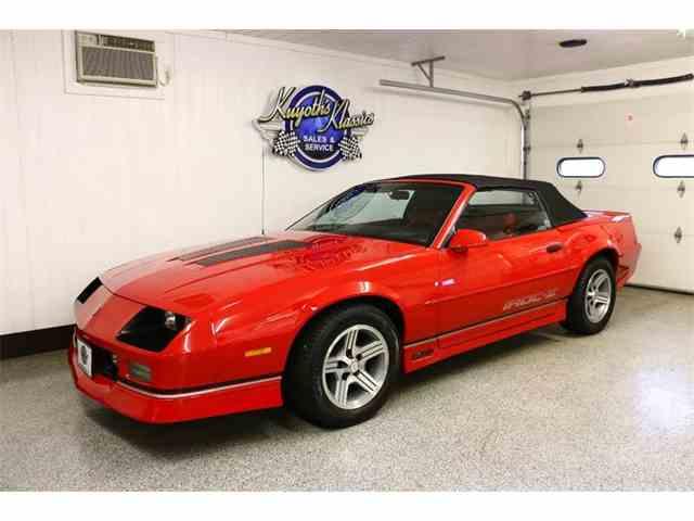 Picture of '90 Camaro - MHCS