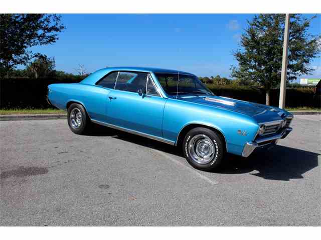 1967 Chevrolet Chevelle For Sale On Classiccars Com