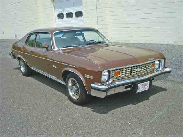 Picture of Classic 1973 Nova located in New Jersey - MHDS
