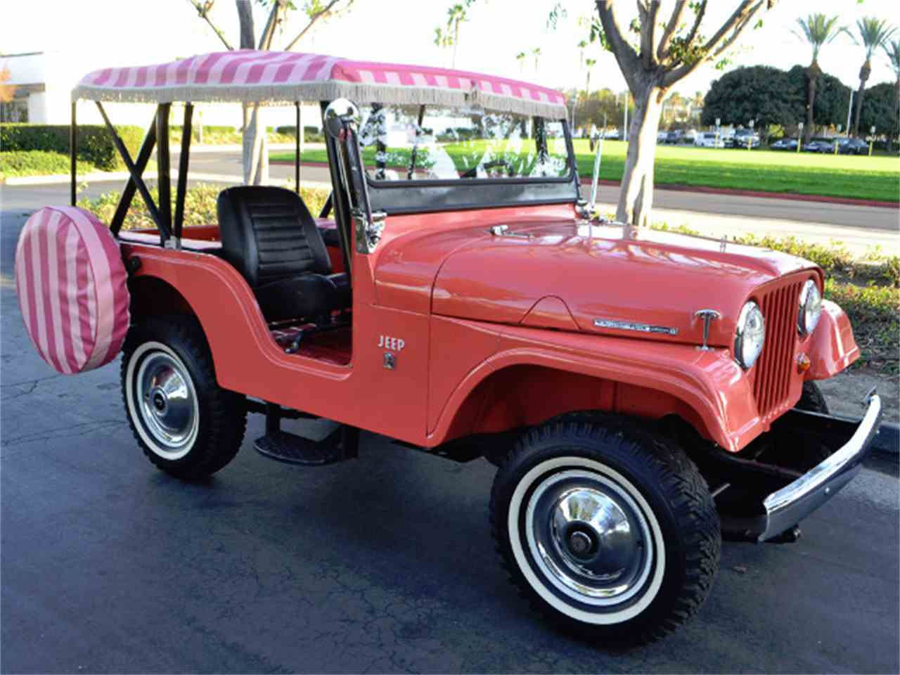 1966 jeep cj5 for sale cc 1048962. Black Bedroom Furniture Sets. Home Design Ideas