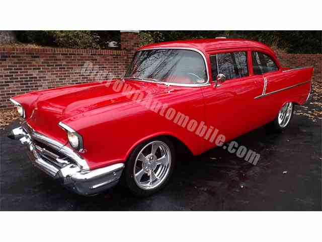 Picture of Classic 1957 Chevrolet 150 located in Huntingtown Maryland - $59,900.00 Offered by Old Town Automobile - MHDV