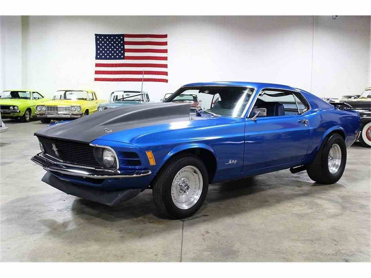 1970 Ford Mustang for Sale - CC-1048972