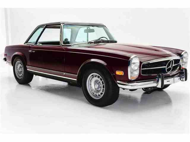1969 Mercedes-Benz 280SL | 1048977