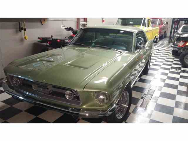 1967 Ford Mustang | 1048979