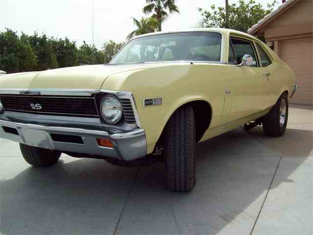Picture of '69 Nova SS located in ARIZONA - $47,500.00 Offered by a Private Seller - MHEE