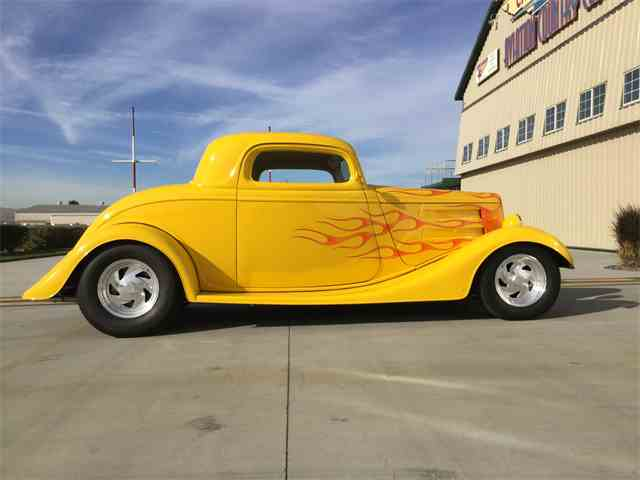 Picture of 1934 Street Rod located in CALIFORNIA - MHEF