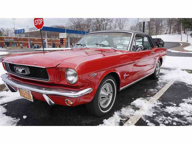 Picture of Classic 1966 Ford Mustang located in West Point NEW YORK - $17,500.00 - MHEL