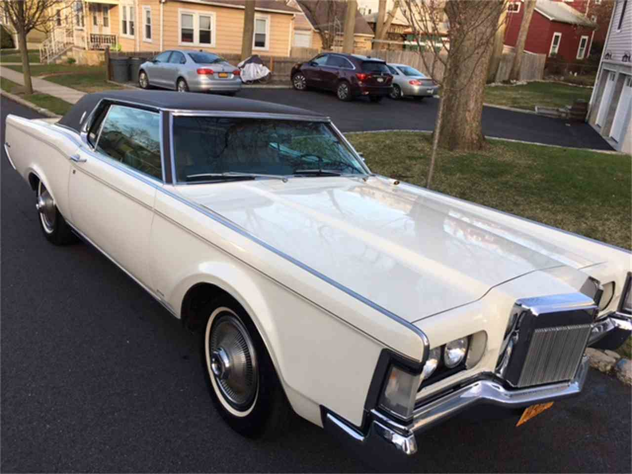 1969 lincoln continental mark iii for sale cc 1040009. Black Bedroom Furniture Sets. Home Design Ideas