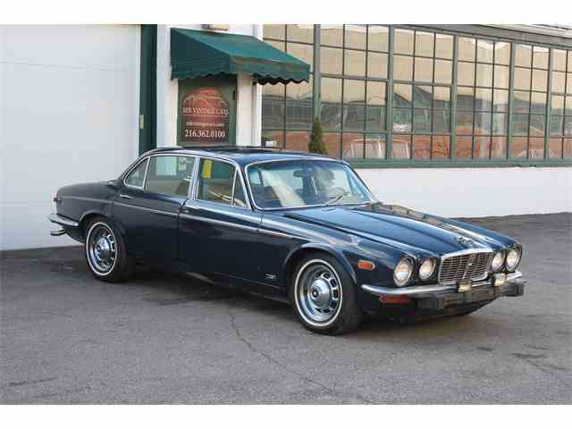 Picture of '74 Jaguar XJ12 located in Cleveland OHIO - $12,950.00 Offered by MB Vintage Cars Inc - MHFC
