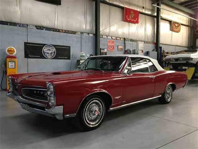 Picture of Classic '66 Pontiac GTO located in North Royalton OHIO - $49,900.00 - MHFK