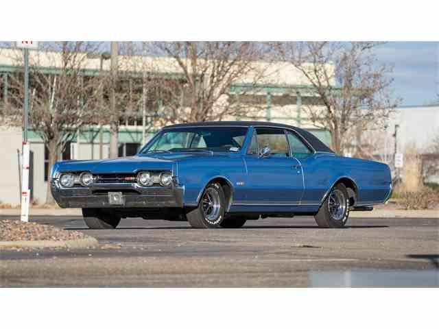 1967 Oldsmobile 442 | 1049032