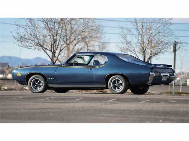 1969 Pontiac GTO (The Judge) | 1049033