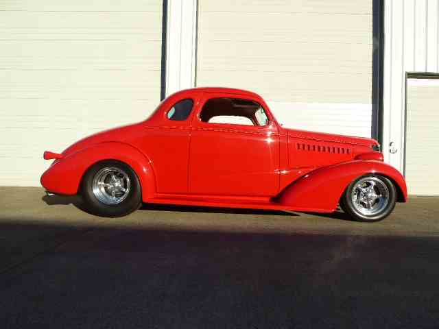 Picture of '38 Business Coupe - MHFW