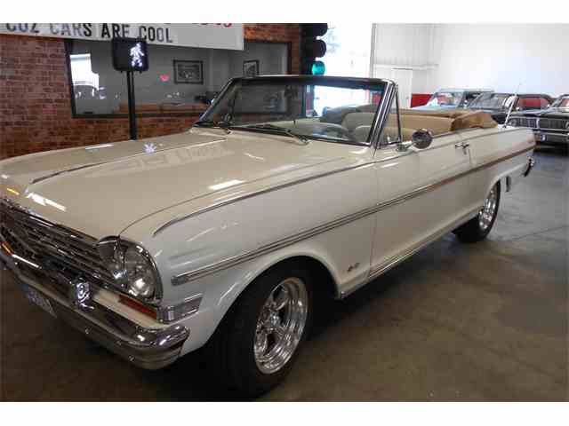 Picture of Classic 1963 Nova SS located in Scottsdale ARIZONA Offered by Barrett-Jackson Auctions - MHGG